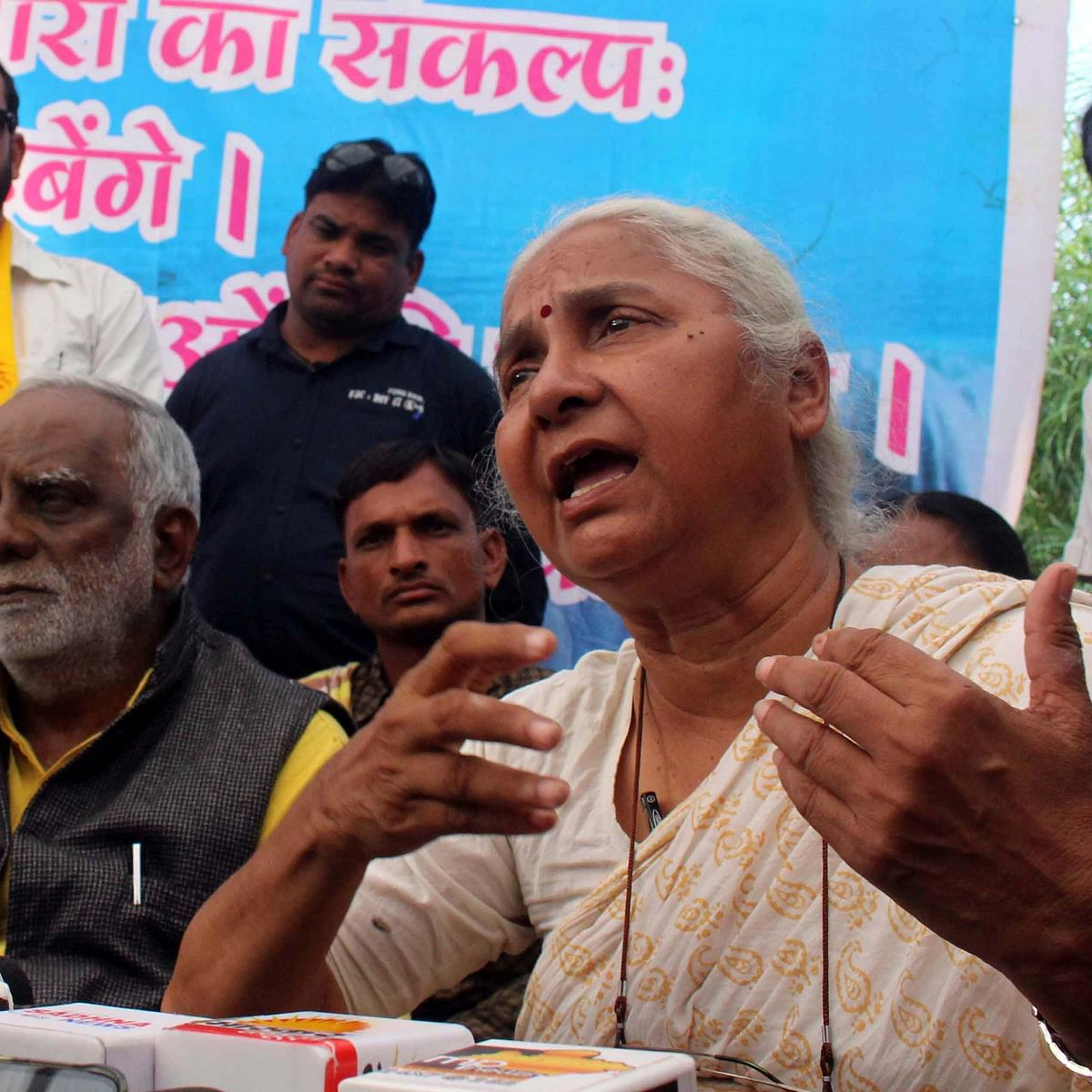 Bhopal: Narmada Bachao Andolan Day 4; Parleys on 40-point charter of demands