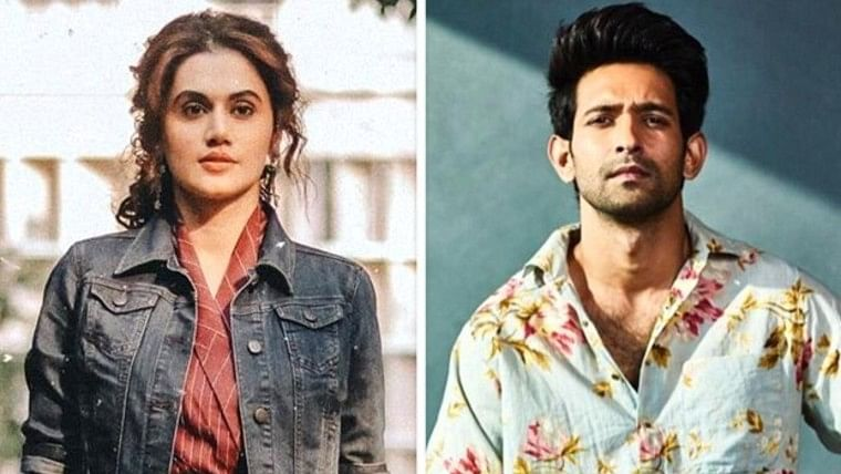 Taapsee Pannu, Vikrant Massey to star in Aanand L Rai's next  production