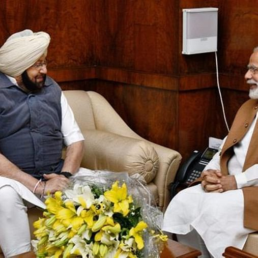 How can India be called developed when its capital city has been reduced to gas chamber? Punjab CM to Modi