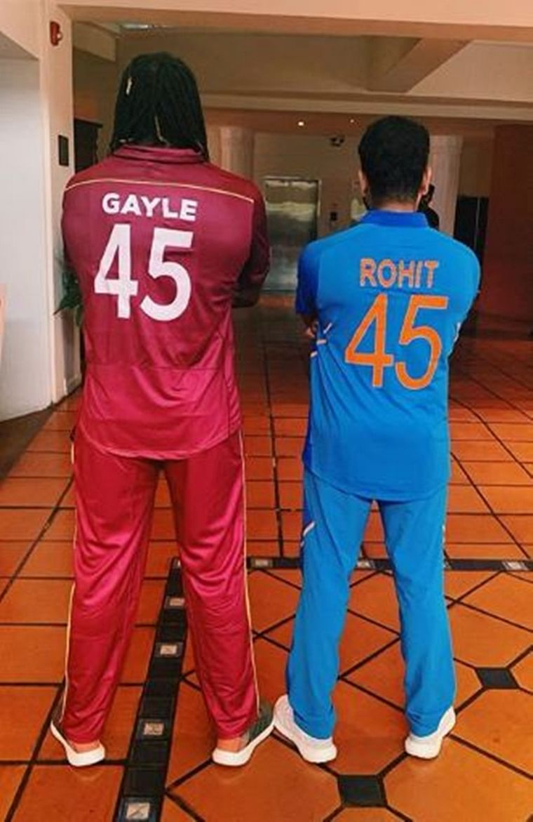 India vs Bangladesh 3rd T20I: Rohit Sharma set to join the super-elite club with Chris Gayle and Shahid Afridi