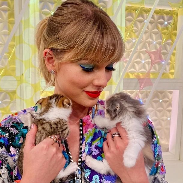 Taylor Swift surprises fans with new song 'Beautiful Ghosts' from Cats musical film
