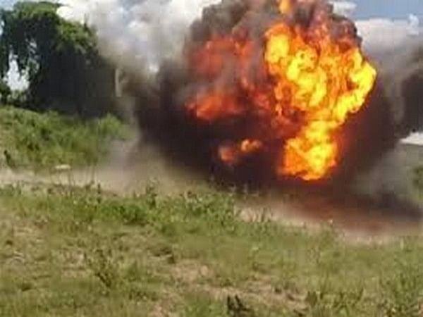 Chhattisgarh: CRPF soldier sustains injuries in IED blast by Naxals