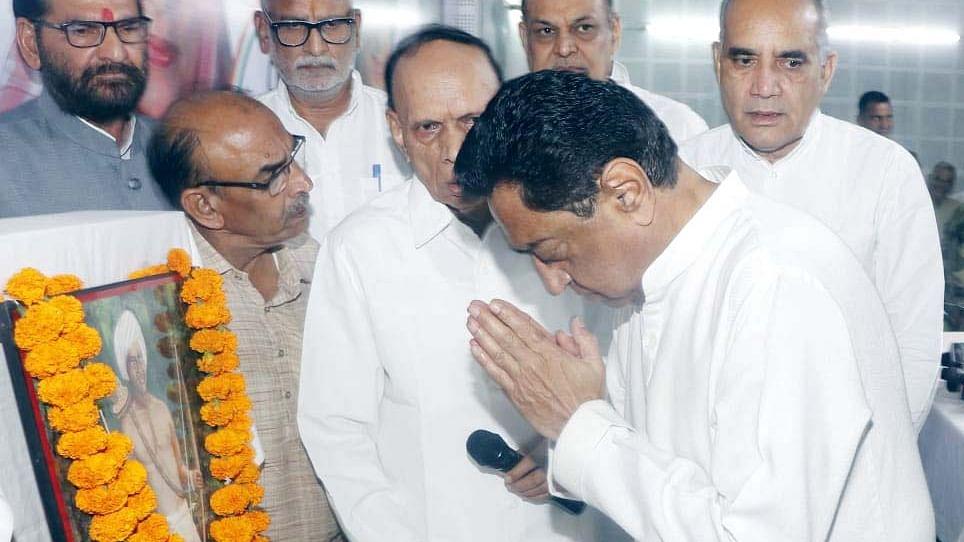 Bhopal: Tribal hero Birsa Munda was a symbol of struggle, sacrifice & renunciation: CM