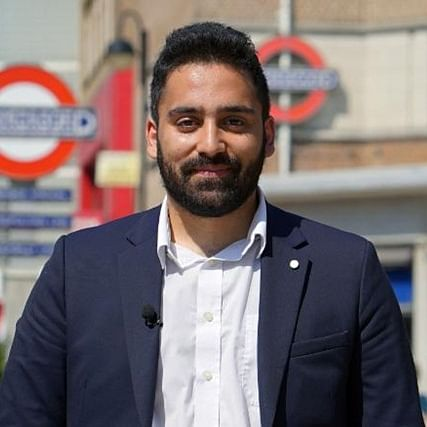 Meet the 25-year-old Muslim immigrant who is looking to slay Boris Johnson