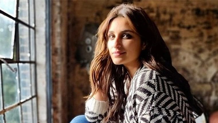 Parineeti Chopra's life goal is to play fetch with a Beluga whale!