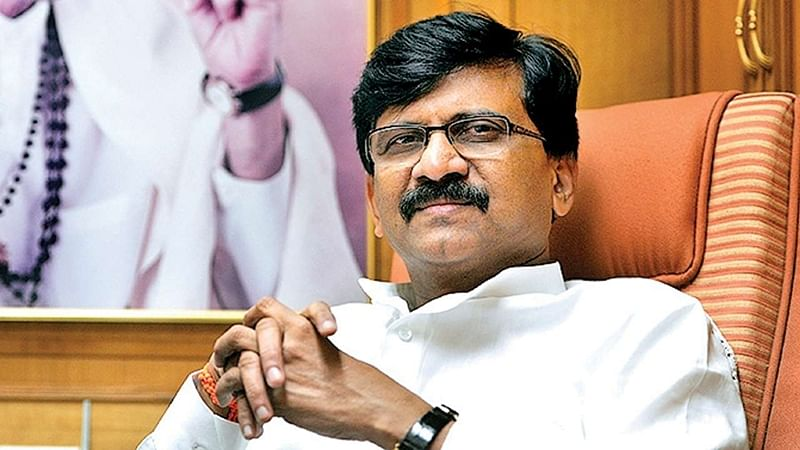 Aggrieved Sanjay Raut writes to Venkaiah Naidu
