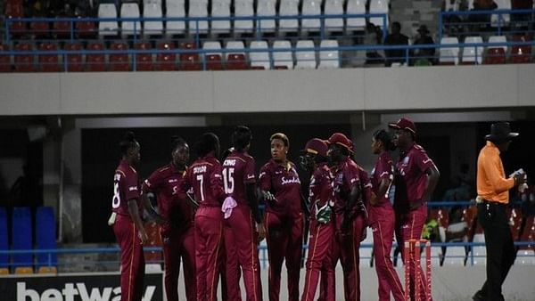 India women defeats West Indies by 53 runs in second ODI