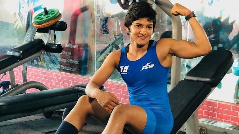 From cooking to workout at home, here's how Ritu Phogat is spending her time in quarantine