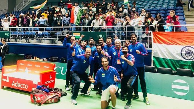 Indian Tennis team