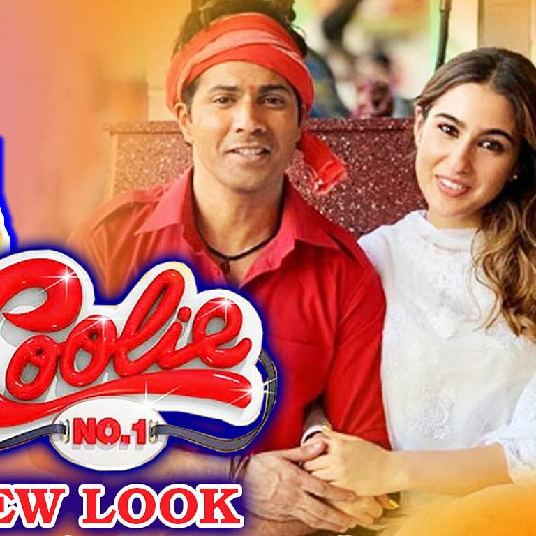 Coolie No 1: Varun Dhawan's COOL Look With Sara Ali Khan From Sets