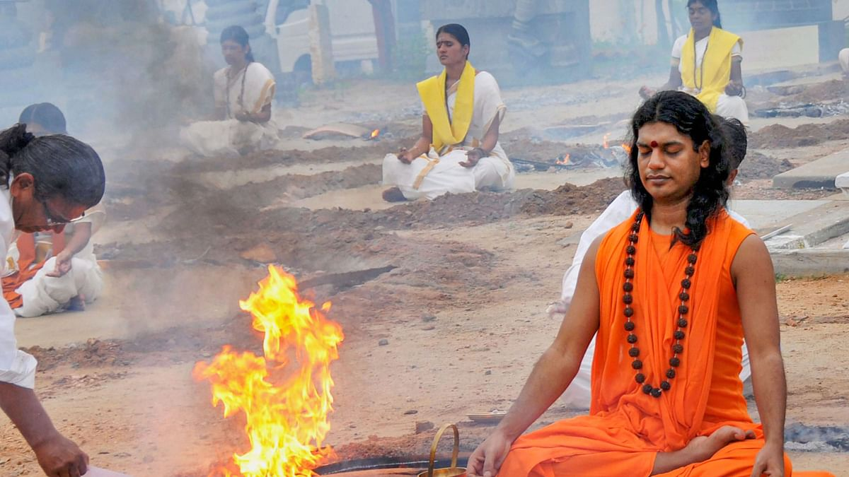 Nithyananda probe: 14, including members of child welfare committee, booked for showing porn to children
