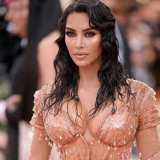 When Kim Kardashian removed fake nipples from Met Gala dress due to Kanye