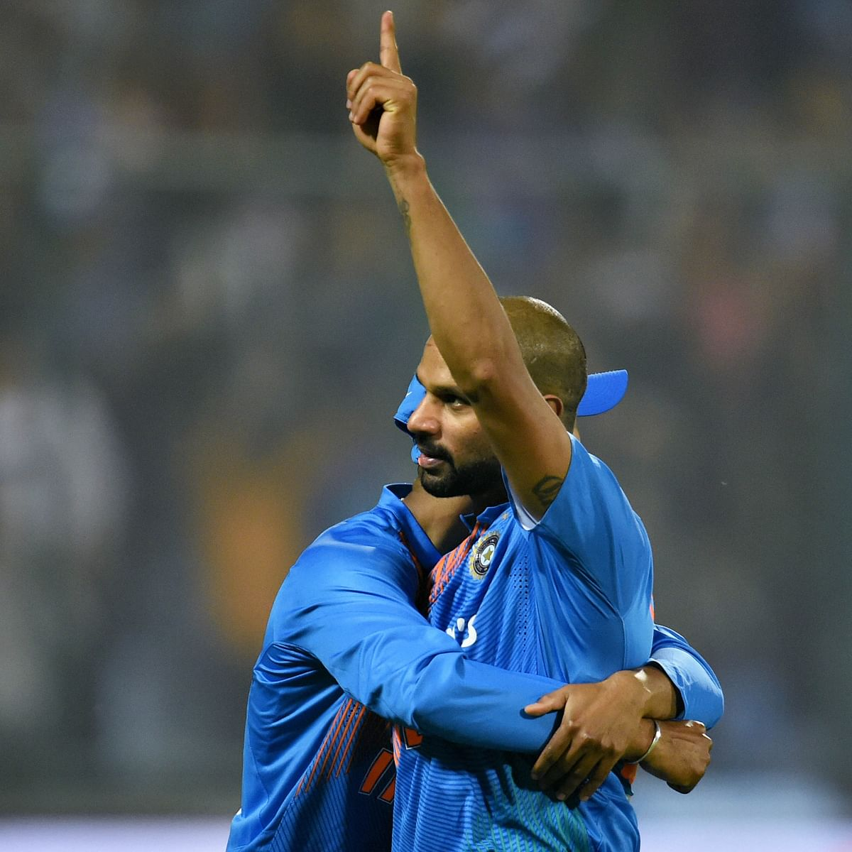 Shikhar Dhawan likely to be ruled out of ODI series against West Indies
