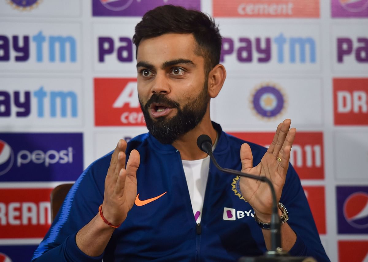 'Test Cricket is not meant to entertain people': Virat Kohli