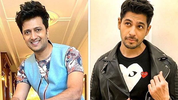 Riteish, Sidharth promotes Marjaavaan on Twitter with hilarious pictures