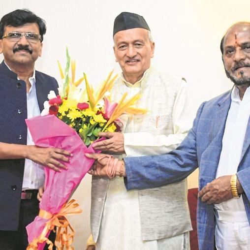 Shiv Sena not responsible for delay in government formation: Sanjay Raut to governor Koshyari