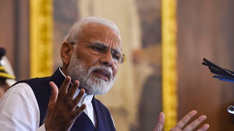 'I heartily congratulate the entire team': PM Modi congratulates ISRO on Cartosat-3 satellite launch