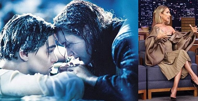 Could Rose have saved Jack in 'Titanic'? Celine Dion answers