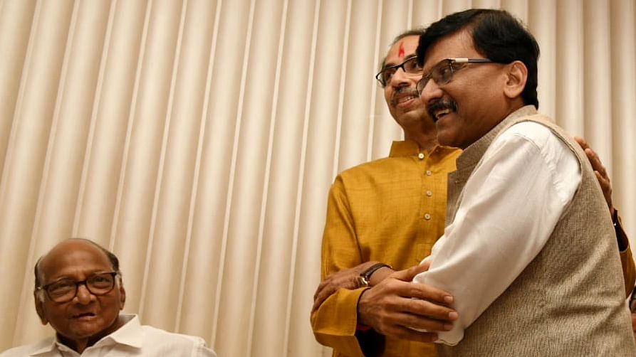 Shiv Sena slams Congress, calls it an 'old cot' which squeaks occasionally