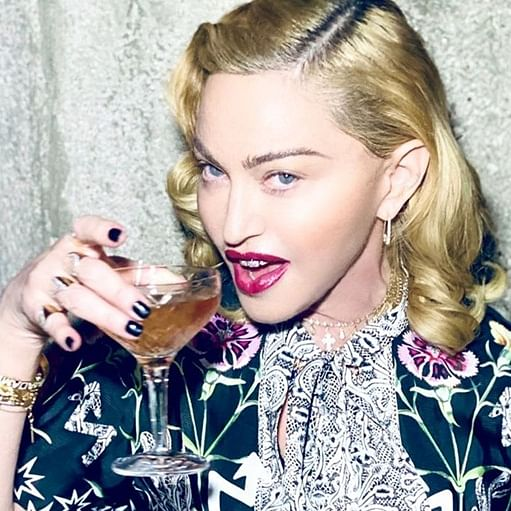 Madonna takes a leaf from former Indian PM Moraji Desai's book, drinks a glass of her own urine