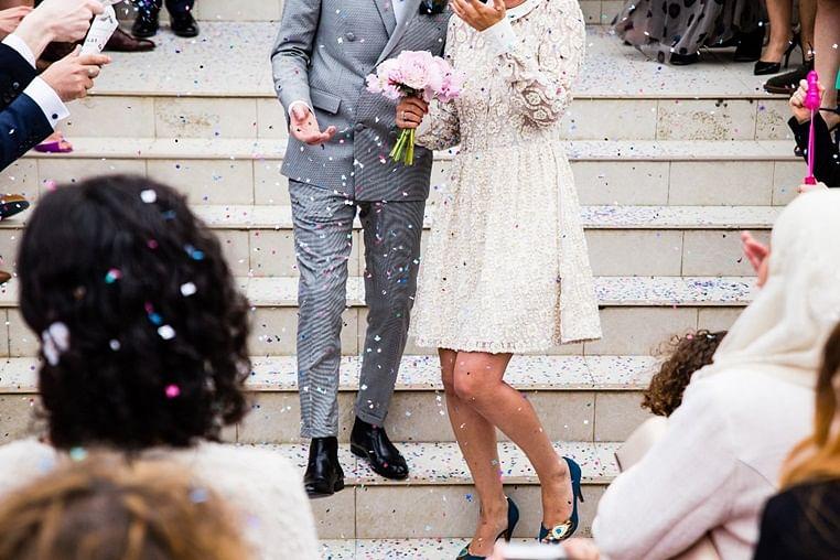 Carol Andrade column: My wedding dress