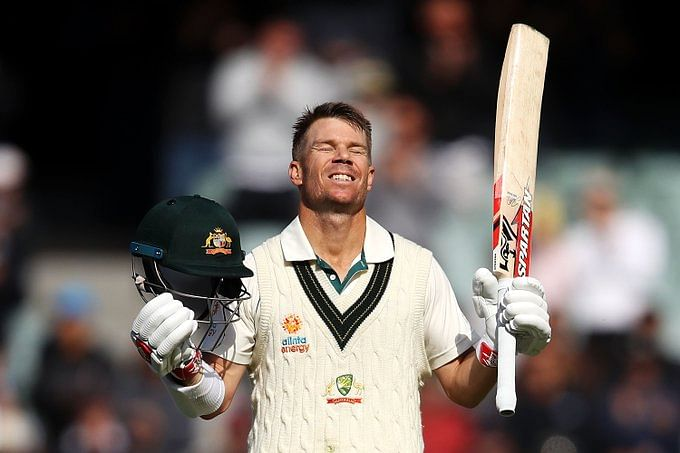 David Warner becomes the 27th batsman to score a triple-century in Tests