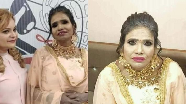 Ranu Mondal is going viral again, this time for her 'terrible make-up'
