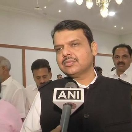 Maharashtra needed stable govt, not 'khichdi' govt, says Fadnavis after taking oath as CM