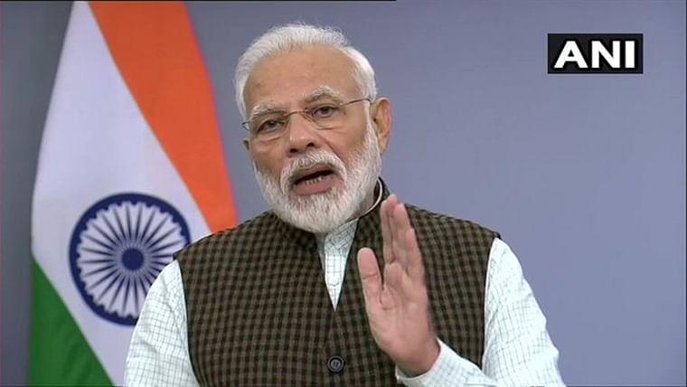 Message of unity like fall of Berlin Wall: PM Modi on Ayodhya verdict, Kartarpur corridor