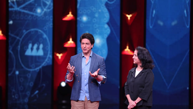 Ted Talks Nayi Baat: Shah Rukh Khan wants to know if he should continue buying property on earth