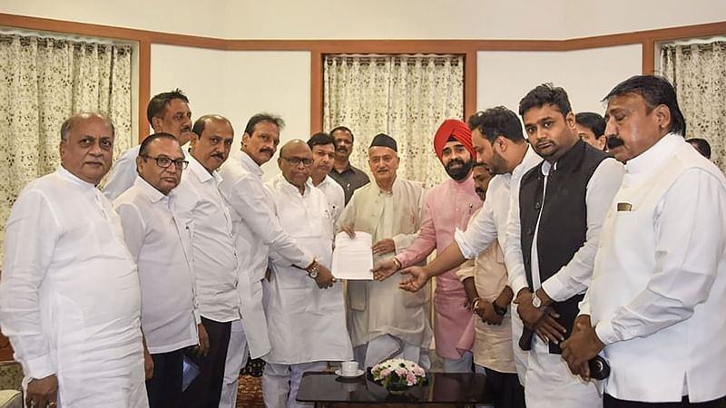 PMC crisis: Congress leaders meet Governor