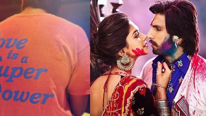 Deepika Padukone calls Ranveer Singh her 'super drug' in an adorable post