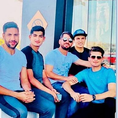 Indian cab driver gives Pakistan cricketers a free ride, Pak team returns the favour