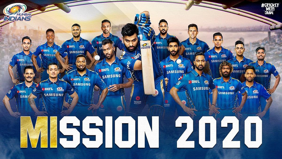 Mumbai Indians 2020 squad