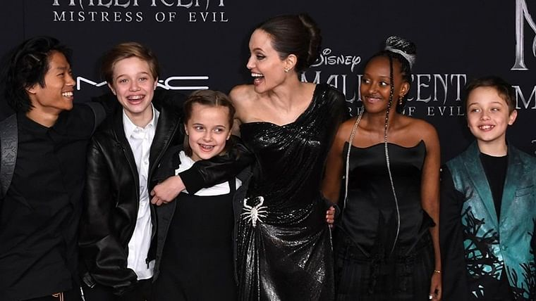 Angelina Jolie feels Brad Pitt turned her and kids' lives 'upside down'