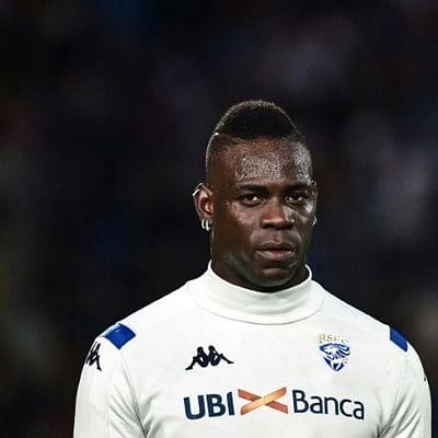 Italian club Verona get one-match partial stadium closure for Mario Balotelli racist abuse