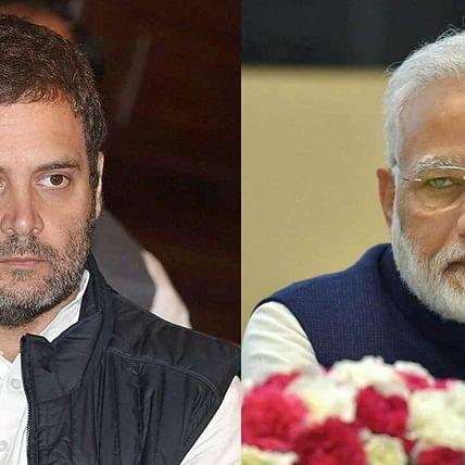 Rahul Gandhi attacks PM Modi on 'fall' in consumer spending, BJP holds protest demanding apology over Rafale comment