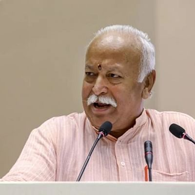 India has traditionally been 'Hindutvawadi', RSS regards 130 cr population of India as Hindu society: Mohan Bhagwat