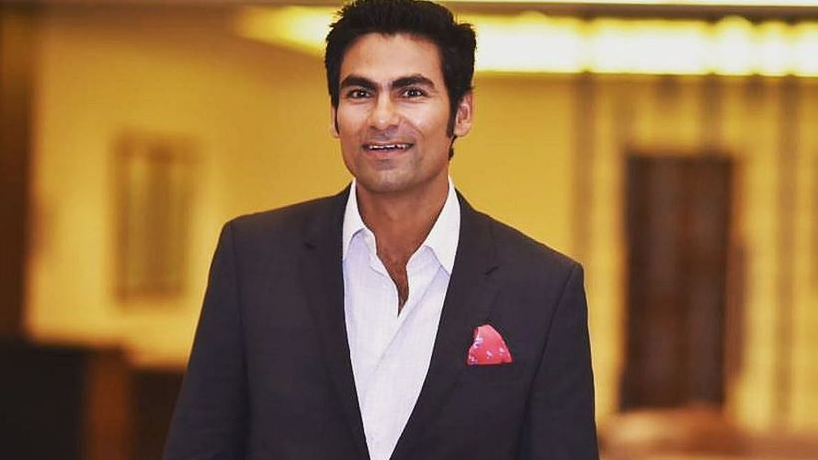 Mohammad Kaif hails 7-year-old's catching skills - watch video
