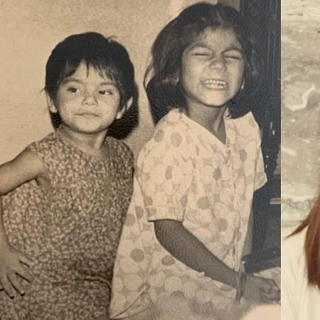 Children's Day 2019: Bipasha Basu shares her adorable childhood picture with sister Soni