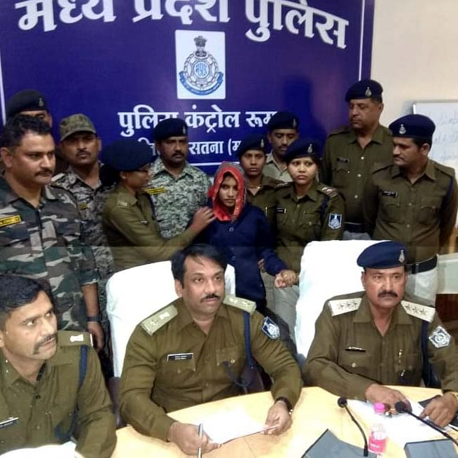 Bhopal: Woman-leader of inter-state dacoit gang arrested