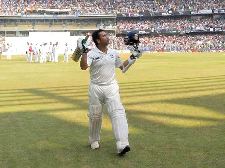 How Sachin Tendulkar - God of Cricket - said goodbye