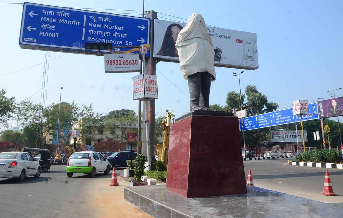 Bhopal: MiC members want ex-CM's statue at Vypam Square