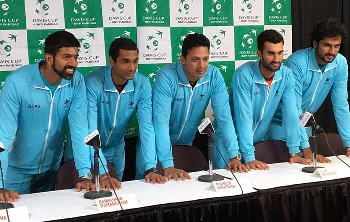 India-Pakistan Davis Cup tie shifted to a neutral venue
