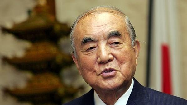 Japan ex-PM Yasuhiro Nakasone who boosted ties with US passes away at 101