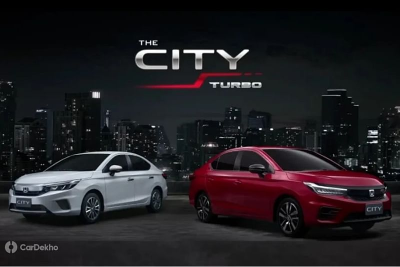 2020 Honda City Unveiled, India Launch Expected In Mid-2020