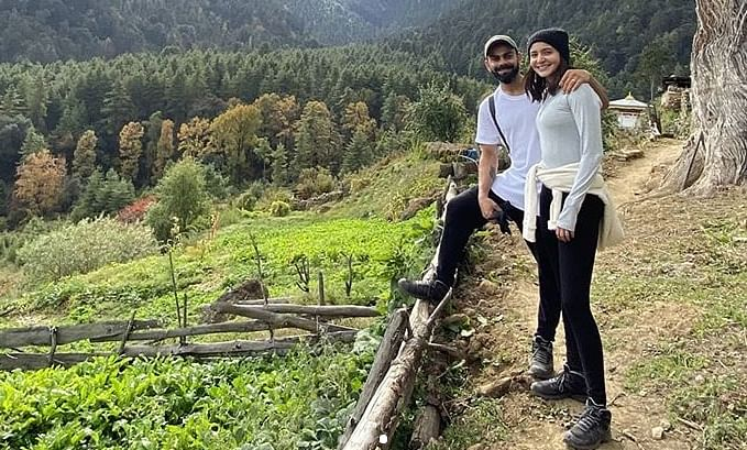 Pre-birthday celebrations: A family invited Virat-Anushka for tea and they had no clue who they were!