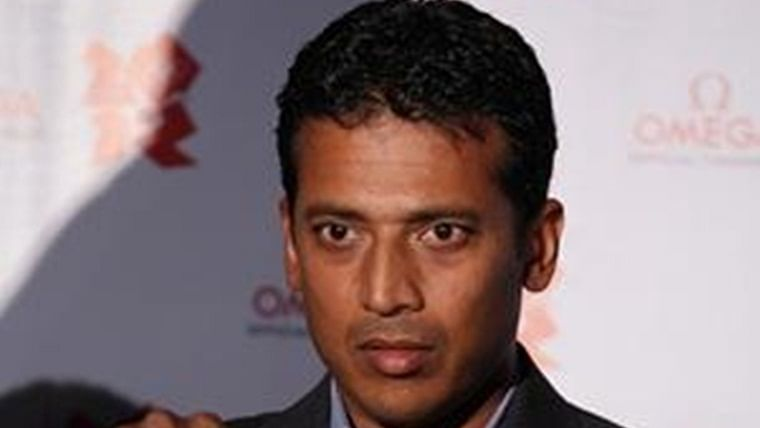 Former Indian Tennnis captain Mahesh Bhupathi