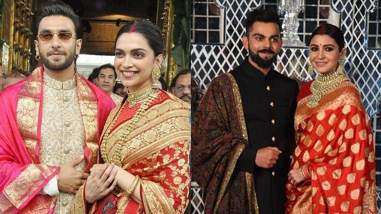 Deepika Padukone or Anushka Sharma- who wore Sabyasachi's ...
