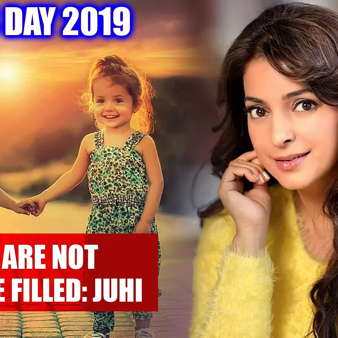 Children Are Not Vessels To Be Filled: Juhi Chawla | Children's Day 2019
